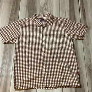 Patagonia Men's Button Down Shirt, Medium